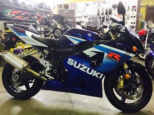 2005 GSXR 600 blow out $3299