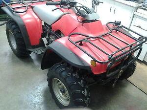 FOR SALE 1989 HONDA TRX 300  4X4 FOREMAN