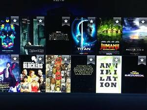 Android 7.1 smart TV Box uk usa world live,movies ,sports