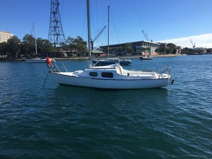 Mooring Minder yacht Drummoyne Canada Bay Area Preview