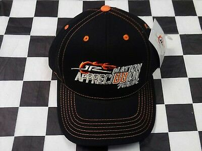 Dale Earnhardt Jr Junior #88 NASCAR Ball Cap Hat NEW Nation Appreci88ion Tour BL Dale Earnhardt Jr Cap