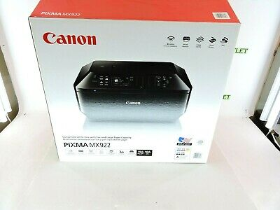 Canon PIXMA MX922 Wireless Color All-in-One Inkjet Printer