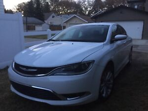 Price reduced -Chrysler 200 limited