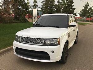 2011 Range Rover Autobiography Supercharged 510hp