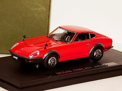 Used, NISSAN FAIRLADY 240Z G RED  EBBRO 44005 1:43  for sale  Shipping to Canada