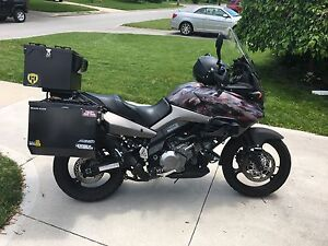 Swap/ trade Vstrom 1000 for sport touring bike