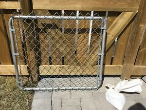 Fence gate - new