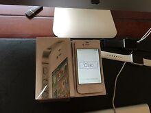 iPhone 4S 16 GB Mount Druitt Blacktown Area Preview