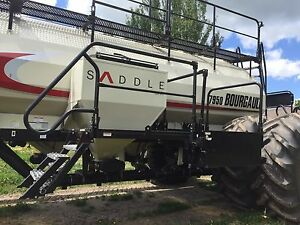 Bourgault 7950 Air Seeder Tank