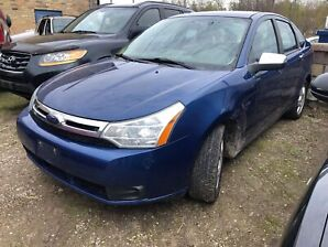 2009 Ford Focus SE CALL 519 485 6050 CERTIFIED