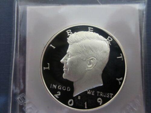 2019 S.. Kennedy SILVER Half Dollar,  Proof. - 99.9 SILVER