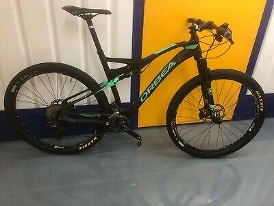 Orbea Oiz M30 29er Mountain Bike 2017 - Dual Suspension