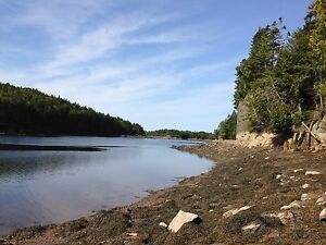 6 Acres WATERFRONT St. George, NB