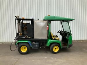 John Deere ProGator with 3,000psi pressure steam cleaner Penrith Penrith Area Preview