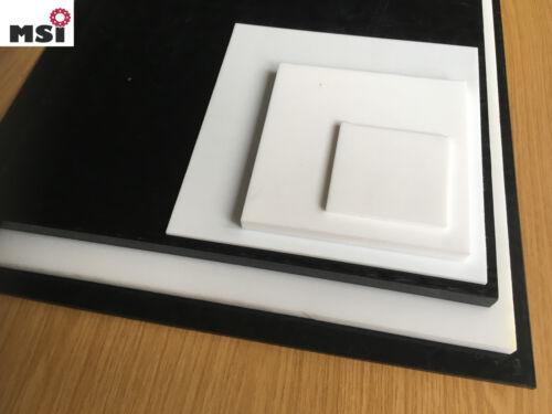 POM C Zuschnitt Platte Dicke 5 6 8 10 12 15 20 mm schwarz weiß natur Platten