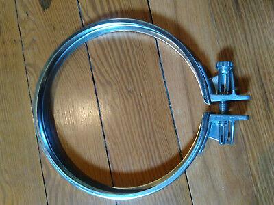 Brooks Electric Meter Sealing Ring Screw Type 10-9090 Ss Stainless Handi-ring
