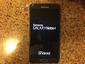 Samsung Galaxy Note 4 Black 64GB Android Smartphone