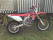 Honda crf450x Ferntree Gully Knox Area Preview