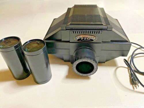 Artograph Super Prism image projector with 3 lenses 225-197 great condition