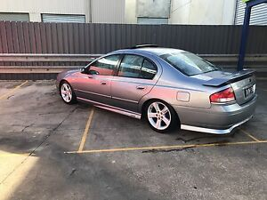 Ba xr6 turbo manual sunroof leather Melton Melton Area Preview