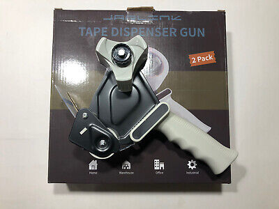 New Jarlink Tape Dispenser Gun Handheld Box Taper Packing Tape Shipping Gun