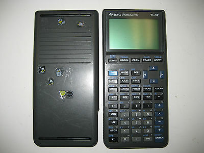 Texas Instruments TI-82 Graphing Calculator
