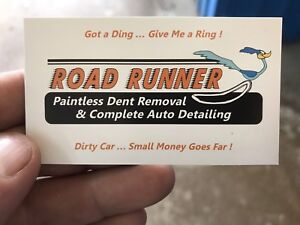 Paintless Dent Repair & Complete Auto Detailing
