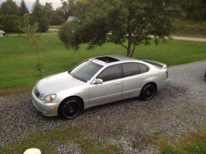 99 Lexus GS400