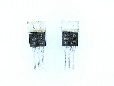 Irf1010 Original Ir Mosfet Transistor 2 Pcs