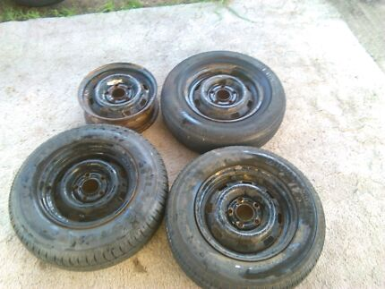 Holden Torana 5 stud rims Willagee Melville Area Preview