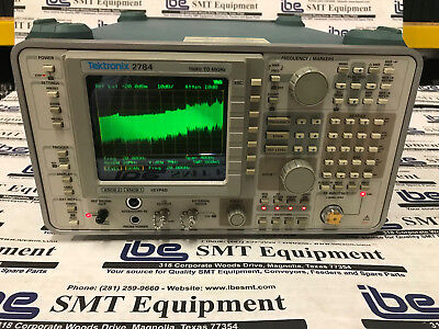 Tektronix 2784 Spectrum Analyzer 100hz To 40ghz With Warranty