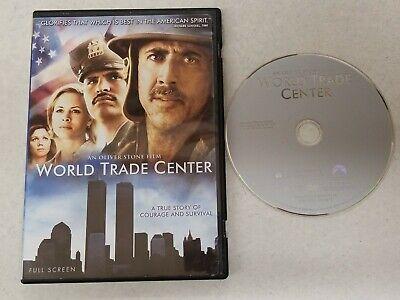 Trade Full Movie (World Trade Center (DVD, 2006, Full Screen Version) Free Shipping -)