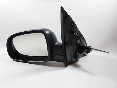 Vauxhall Corsa C Mk2 2000 2007 Door Wing Mirror Manual Black NS Passenger Left