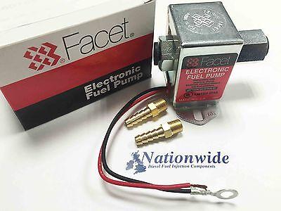 Facet Electric Feed Pump 12v volt New Genuine Part 40106