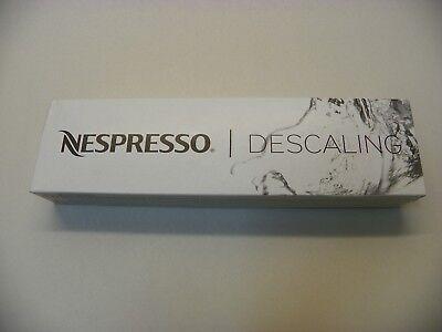 Descaling MO Nespresso Coffee Machine Ets Descaler Cleaning Genuine