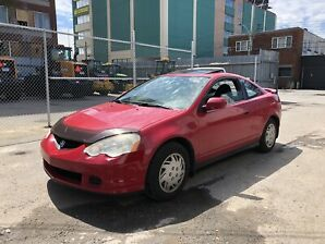 2004 Acura RSX Sport Toit ouvrant, Cuir, Mags, 113 000km !!
