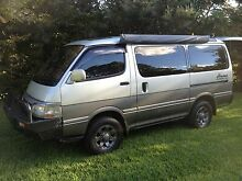 4X4 Toyota Hiace campervan Glenview Caloundra Area Preview