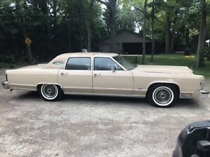1979 Ford Lincoln Towncar