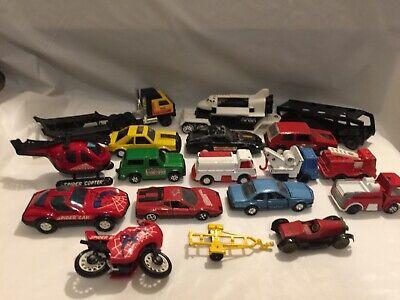 1970 80's Diecast Tootsietoy Buddy L Tonka Truck Kidco Mattel -  Cars Trucks