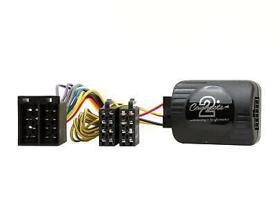 CTSSA002.2 RADIO STEERING WHEEL STALK ADAPTOR CONTROL FITS SAAB 9-3 9-5
