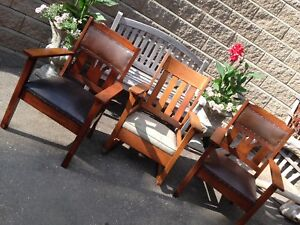 Antique Chairs For Your Cabin
