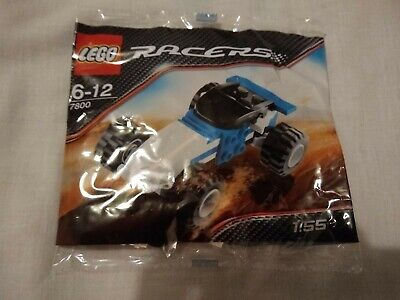 Lego Racers Poly Bag. Brand New.