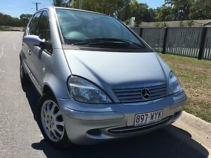 2002 Mercedes Benz A190 automatic hatch Helensvale Gold Coast North Preview