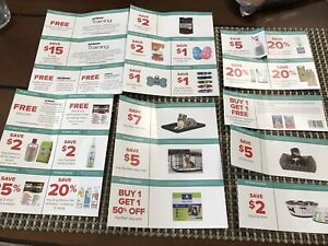 PetSmart dog coupons value over $100 exp 3/31/2020 obo