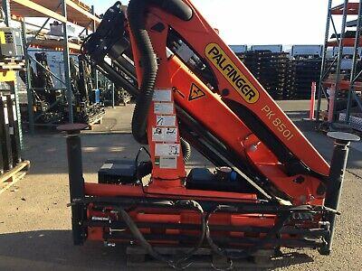 Palfinger Pk 8501 Knuckle Boom