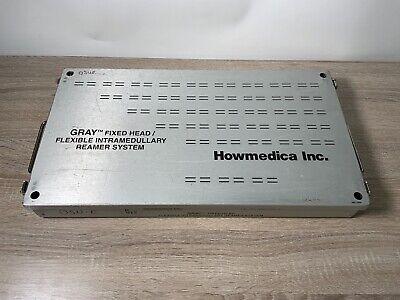 Howmedica Inc.gray Fixed Head Flexible Intramedullary Reamer System