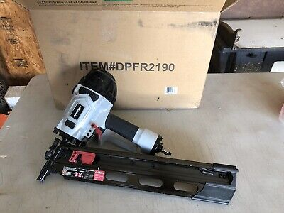 21 Degree Used Husky Framing Nailer(DPFR2190)