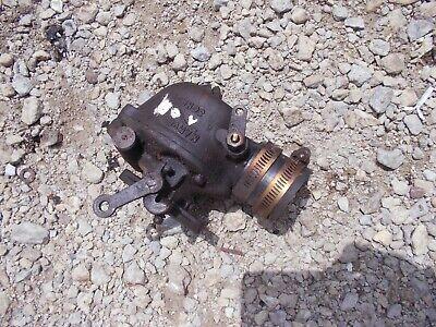 Allis Chalmers C B Ac Tractor Marvel Schebler Working Carburetor Assembly Kk