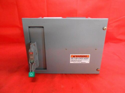 """SQUARE D MODEL 6 MCC BUCKET 12"""" RECOND SIZE 1 CAN CHANGE BREAKER IF NEEDED"""