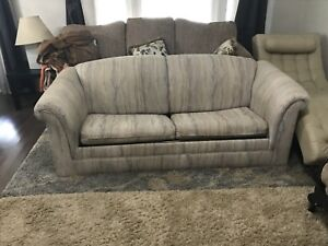Sofa bed for sale. Excellent condition & everything works.